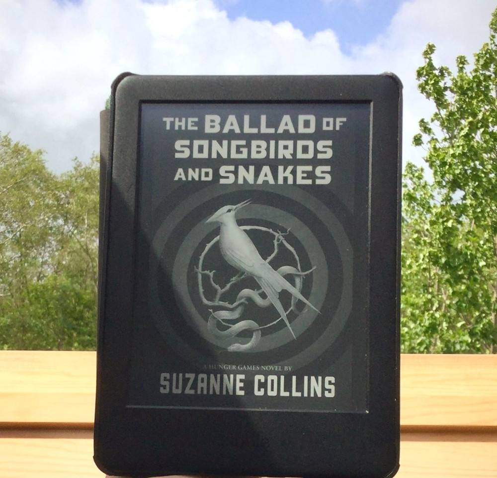 'The Ballad of Songbirds and Snakes', Suzanne Collins.