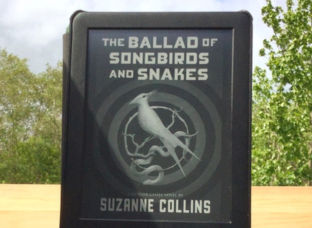 'The Ballad of Songbirds and Snakes' Book Review