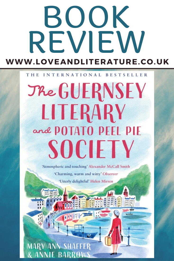 'The Guernsey Literary and Potato Peel Pie Society', Mary Ann Shaffer and Annie Barrows Pin