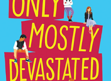 'Only Mostly Devastated' Book Review