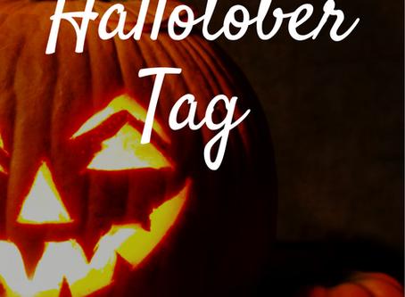The Hallotober Tag | Blogtober Day Nine, 2020