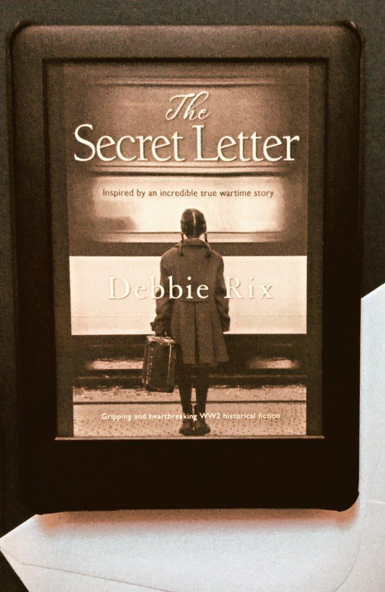 'The Secret Letter' - Debbie Rix