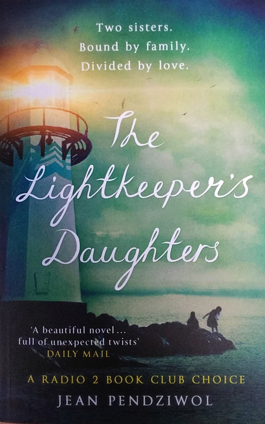 Picture of 'The Lightkeeper's Daughters' cover