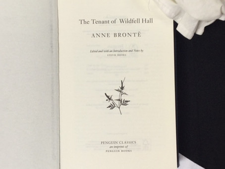 'The Tenant of Wildfell Hall' Analysis