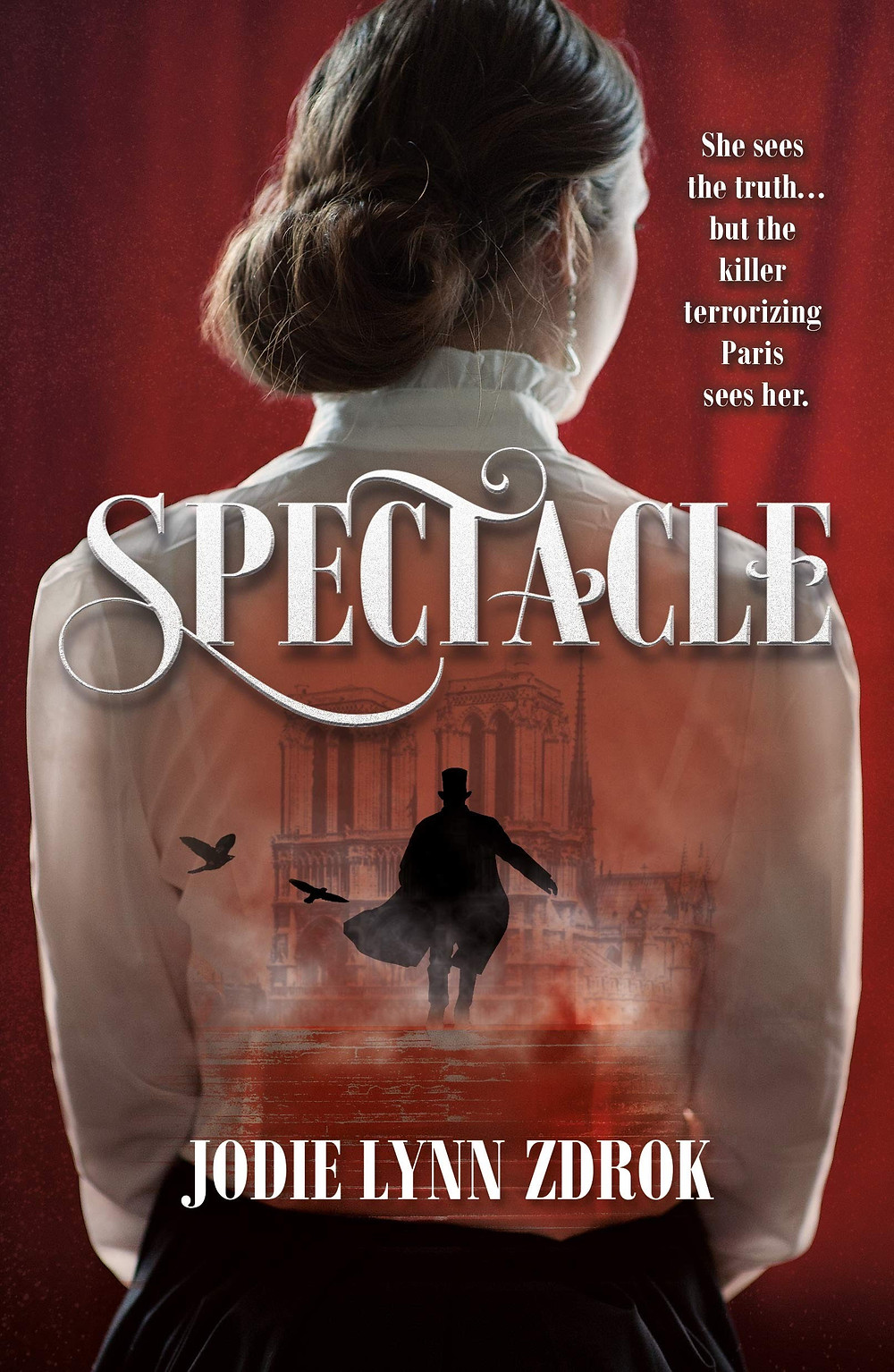Spectacle by Jodie Lynn Zdrok Book Cover