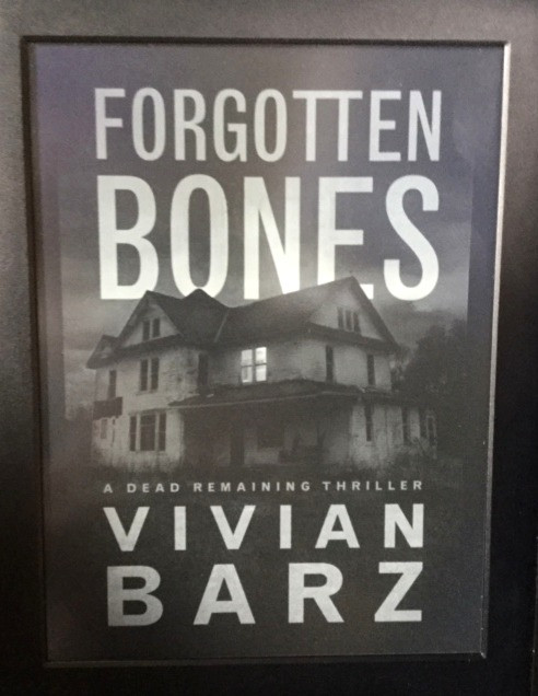 Forgotten Bones Book By Vivian Barz Book Cover