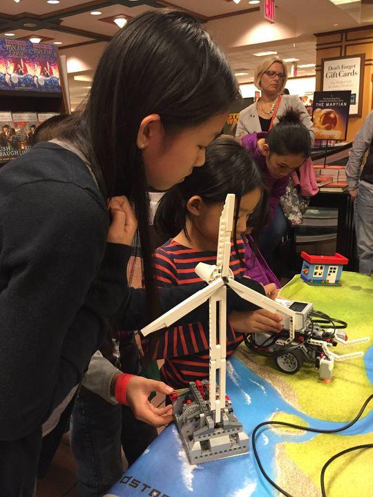 Summer STEM Beginner robotics Camp