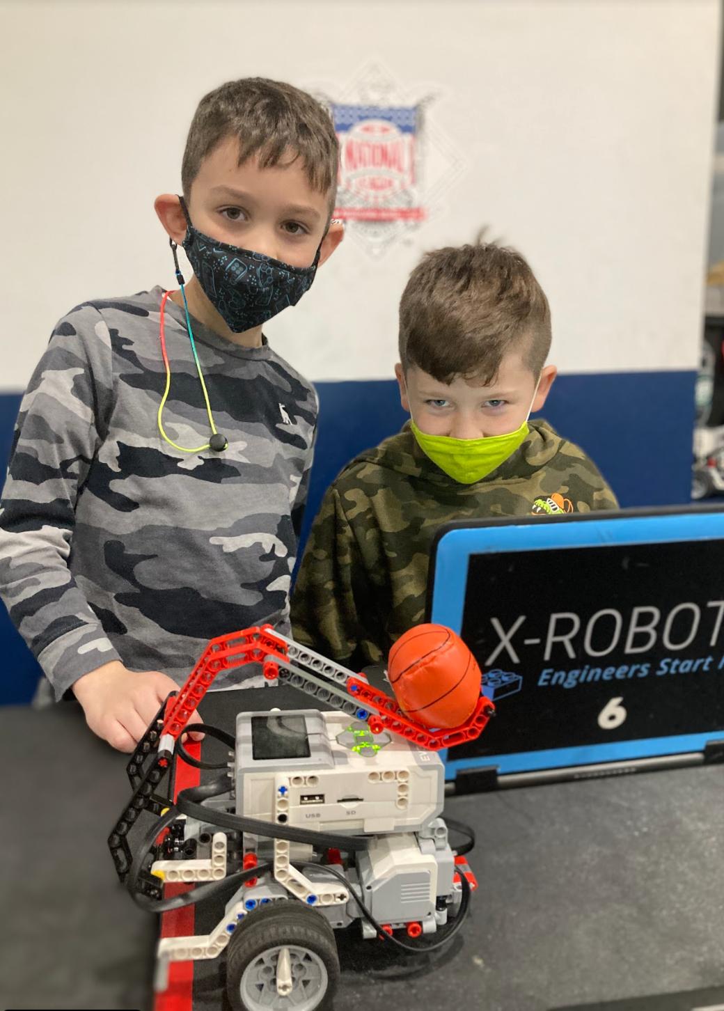 LEGO Robotics 3 -  LI Sportsdome