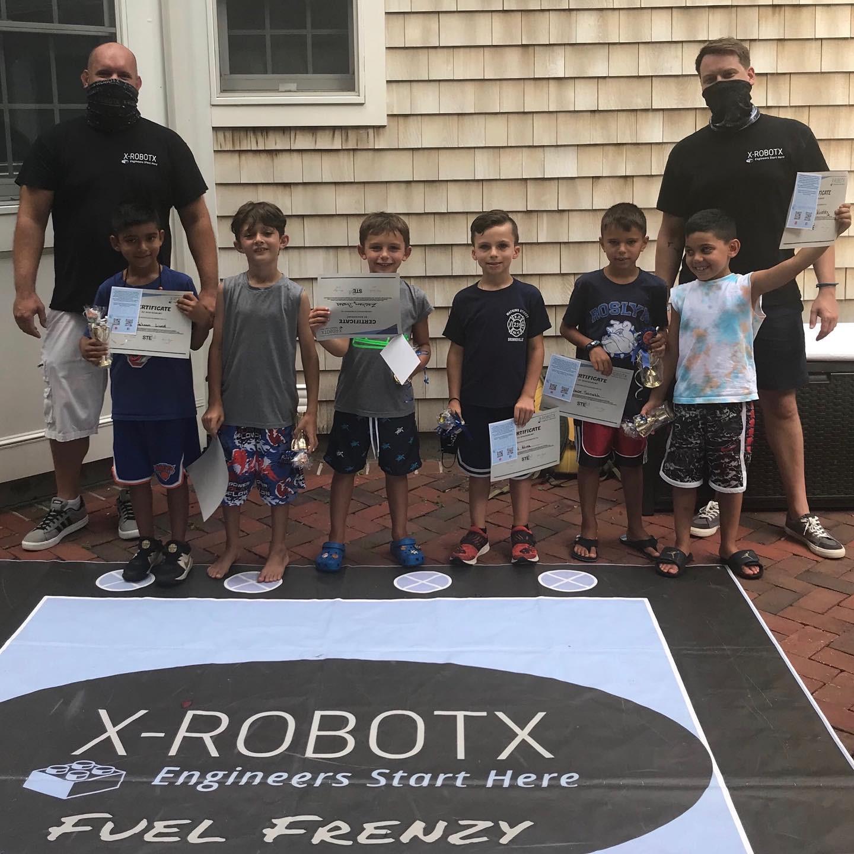 Robo-Battle Birthday