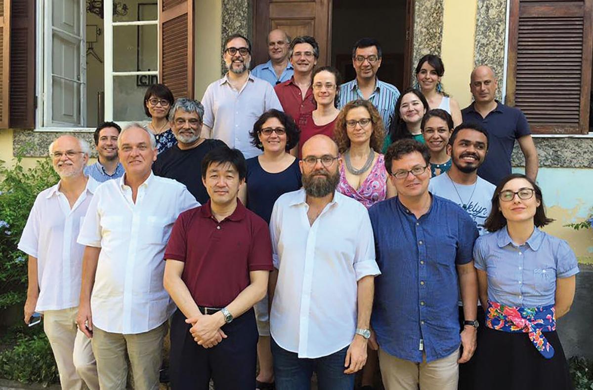 IIAS Workshop _Rio