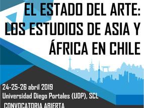 24-26/04 de 2019 | I Congreso Nacional de ALADAA Chile