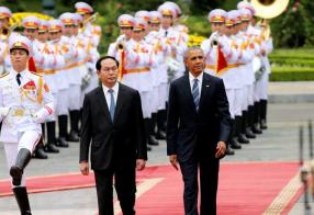 El Fin del Embargo a Vietnam y las repercusiones para el Mar del Sur de China