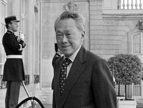 Fallece Lee Kuan Yew, fundador de la moderna Singapur