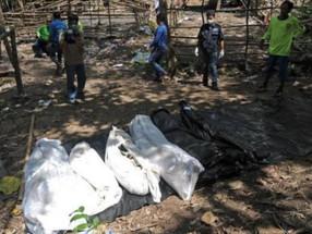 Malasia encuentra 139 tumbas en 28 campos clandestinos de inmigrantes