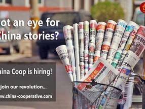 China Cooperative busca editores y escritores en inglés y castellano