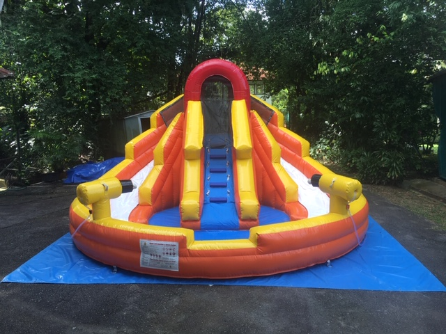 Water Park Combo (view from the front)