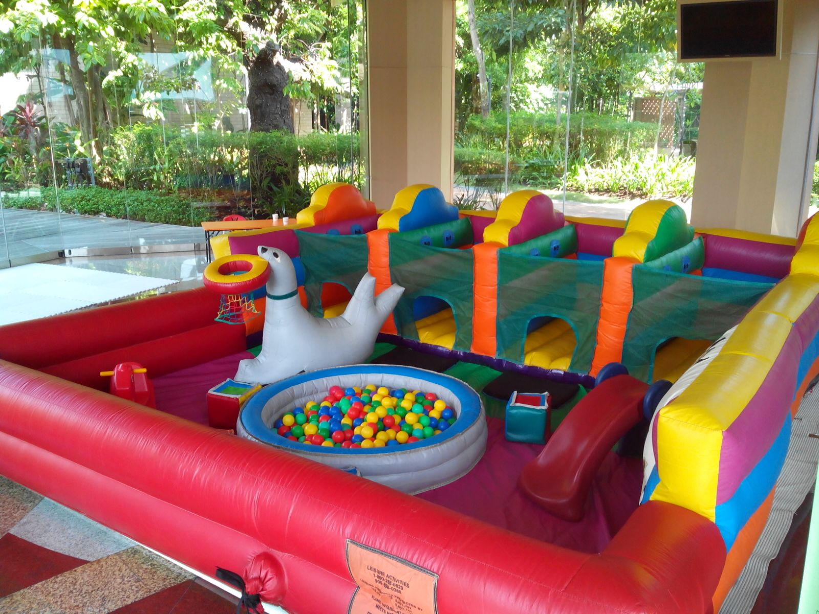 Toddlers' Playpen