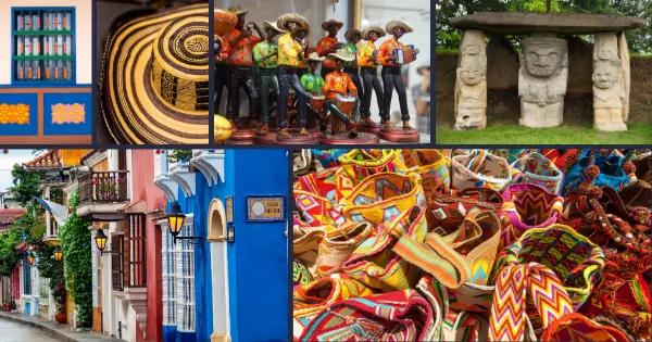 Mosaico región Caribe