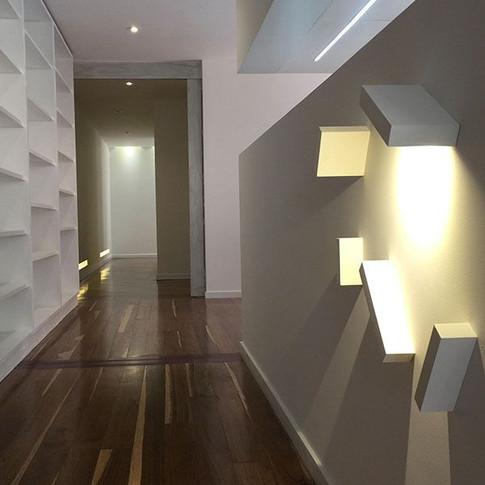 Remodelación integral Apartamento Gallon Pasillo