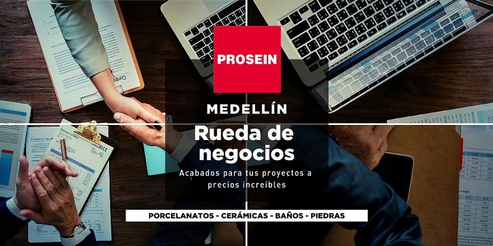 Medellín - Rueda de negocios Prosein