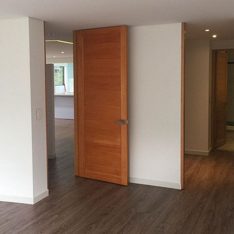 Remodelación integral Apartamento 77 Entrada