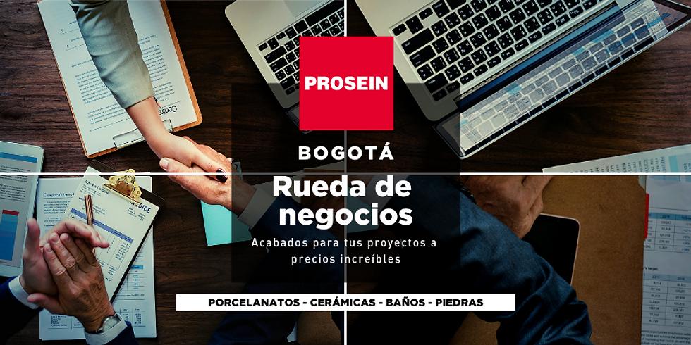 Bogotá - Rueda de negocios Prosein