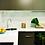 Grifería lavaplatos monocontrol Línea Kol Cromo ambiente cocina