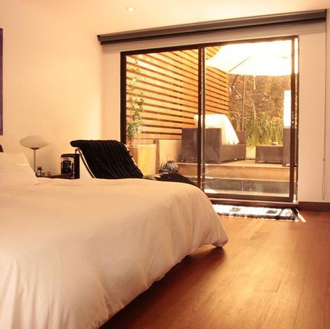 Remodelación integral Apartamento Larsen Habitación