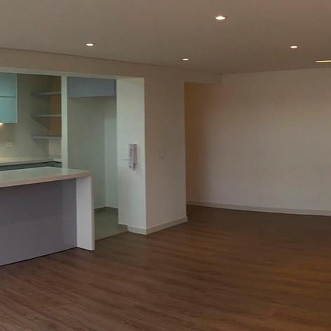 Remodelación integral Apartamento 77 Interior