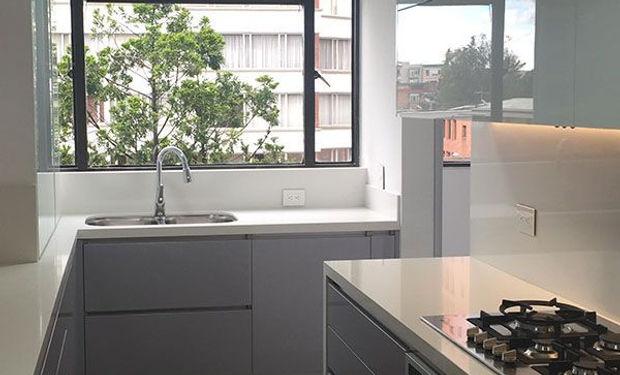 Remodelación integral Apartamento 77