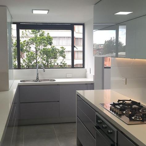 Remodelación integral Apartamento 77 Cocina