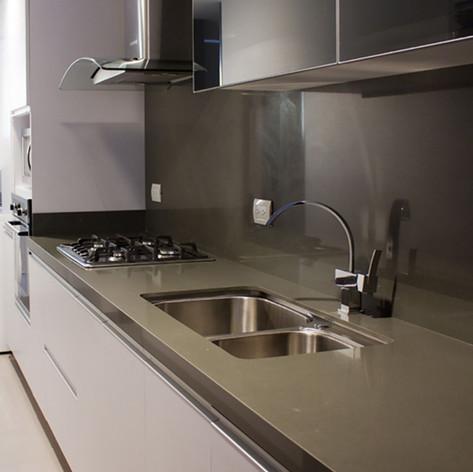 Remodelación integral Apartamento 116 Cocina