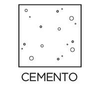 Estilo cemento Prosein - Producto que su diseño simula cemento