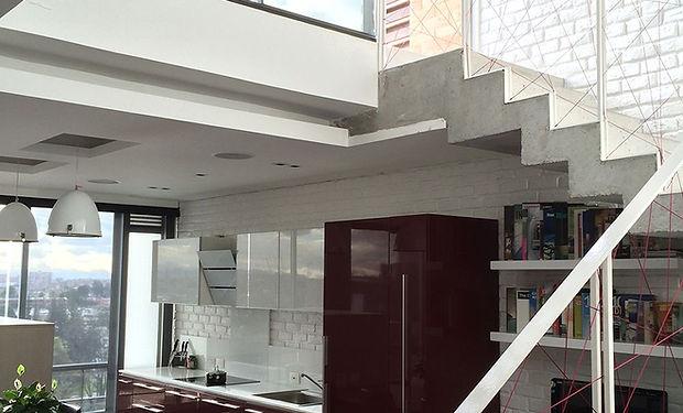 Remodelación integral Apartamento 801
