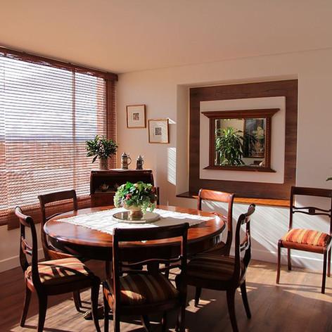Remodelación integral Apartamento 134 Comedor