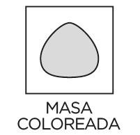 Tipología masa coloreada Prosein - Porcelanato que se caracteriza porque su masa es del mismo  color del esmalte superficial