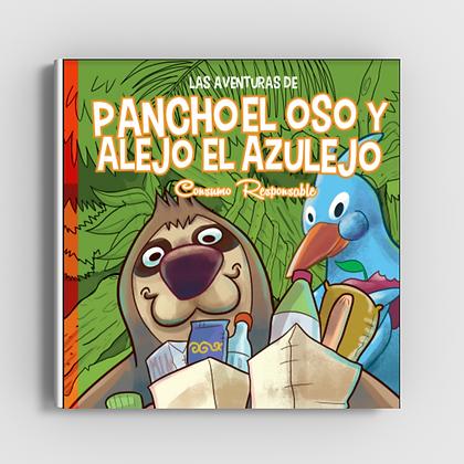 Cuento ecológico   PDF   Las aventuras de pancho el oso y alejo el azulejo