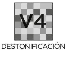 Destonificación V4 considerable Prosein -