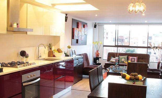Remodelación integral Apartamento 104