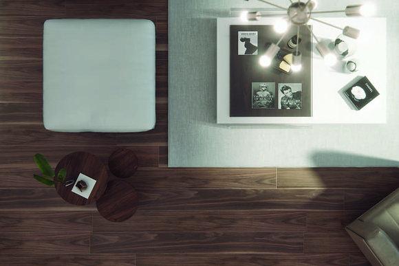 Porcelanato Rectificado Timber marrón