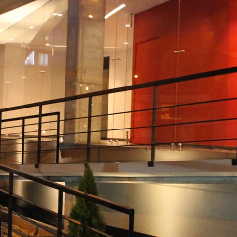 Diseño y construcción edificio BQ 85 Rampa