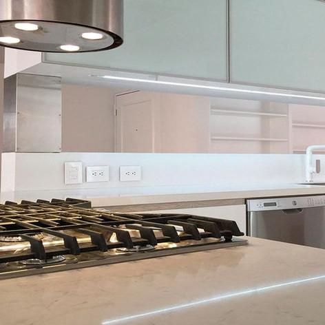 Remodelación integral Apartamento Gallon Cocina