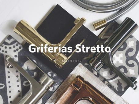 Griferías Stretto Colombia: diseño, calidad e innovación