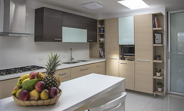 Remodelación integral Apartamento 134
