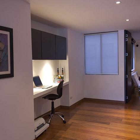 Remodelación integral Apartamento 116 Estudio