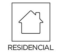 Uso residencial Prosein - Producto q se puede utilizar en espacios residenciales.