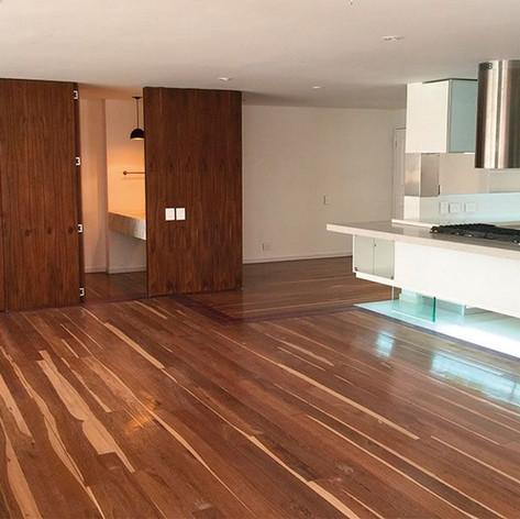 Remodelación integral Apartamento Gallon Comedor y cocina