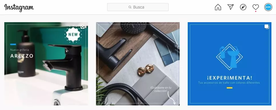 Instagram Stretto
