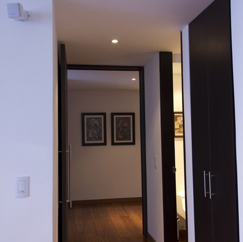 Remodelación integral Apartamento 116 Pasillo