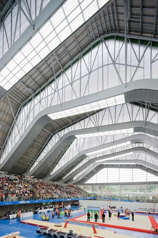 Coliseos Deportivo Juegos Suramericanos 2010